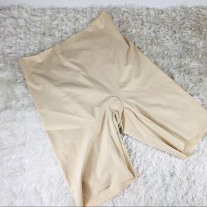Wacoal Nude XXL Tan High Waist Brief Shapewear
